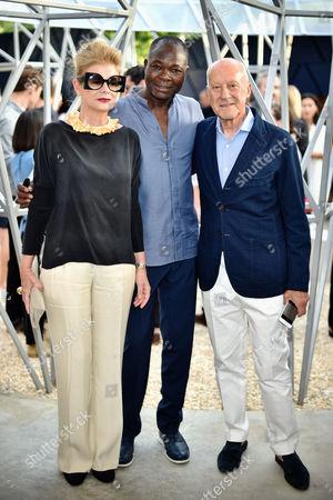 Norman Foster, Francis Kéré and Elena Ochoa Foster