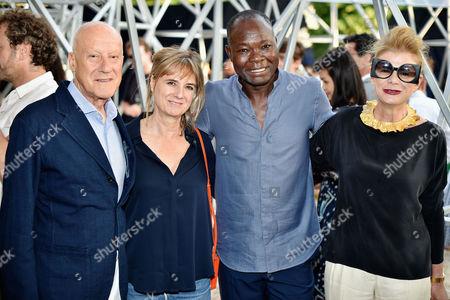 Norman Foster, Amanda Levete, Francis Kéré and Elena Ochoa Foster