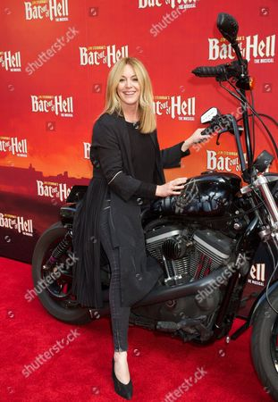Editorial picture of 'Bat Out of Hell' musical press night, Arrivals, London, UK  - 20 Jun 2017