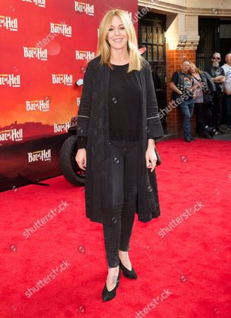 Editorial photo of 'Bat Out of Hell' musical press night, Arrivals, London, UK  - 20 Jun 2017