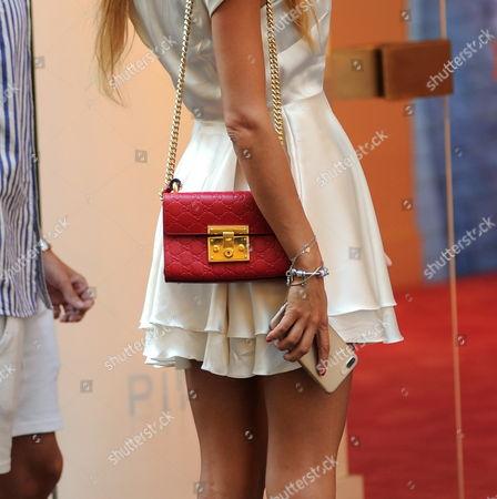 Michela Persico - purse detail