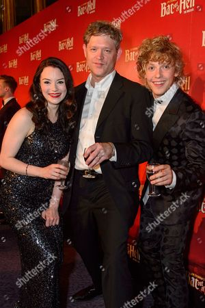 Editorial image of 'Bat Out of Hell' Press Night afterparty at The Institute of Directors, London, UK - 20 Jun 2017