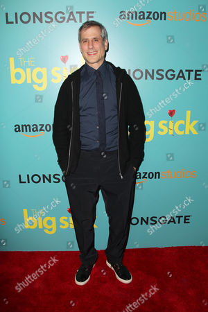 Barry Mendel (Producer; The Big Sick)