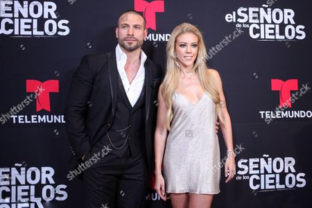 Fernanda Castillo and Rafael Amaya