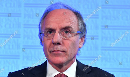 Stock Photo of Alan Finkel