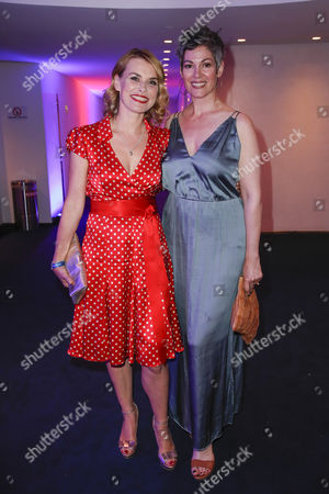Stock Image of Andrea Ludke and Cheryl Shepard
