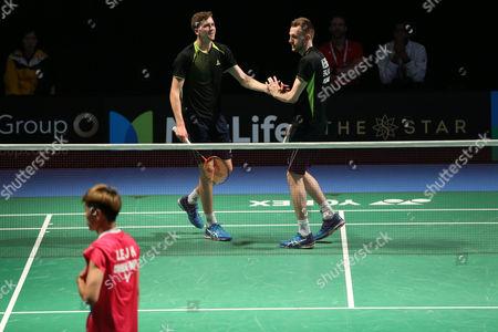 Editorial image of Australian Badminton Open, Day 2, Sydney, Australia - 21 Jun 2017