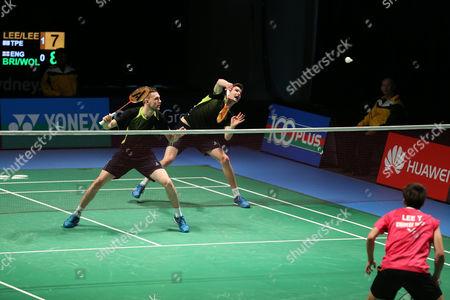 Editorial photo of Australian Badminton Open, Day 2, Sydney, Australia - 21 Jun 2017