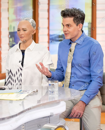 Sophia The Social Robot with Dr David Hanson