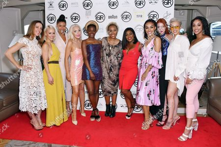 Miss Vivianna, Sarah Richards, Melody Kane, Alexis Knox, Shangai, Emeli Sande, Carla Marie Williams, Karis Anderson, Rio Fredrika, Courtney Rumbold, Alexandra Buggs