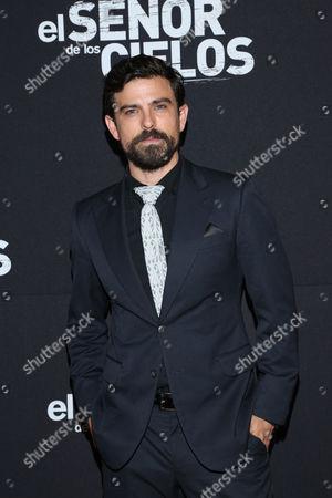 Editorial image of 'El Senor de los Cielos' Season Five premiere, Mexico City, Mexico - 21 Jun 2017