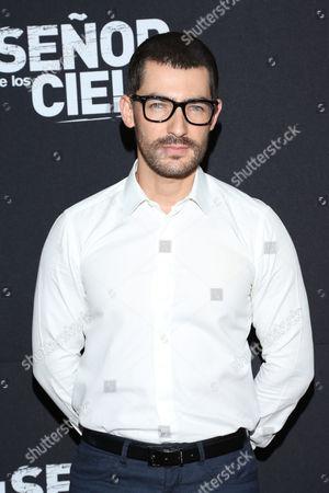 Editorial picture of 'El Senor de los Cielos' Season Five premiere, Mexico City, Mexico - 21 Jun 2017