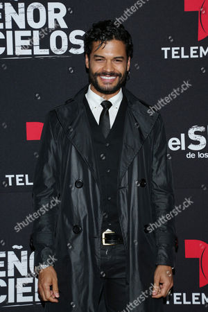 Editorial photo of 'El Senor de los Cielos' Season Five premiere, Mexico City, Mexico - 21 Jun 2017