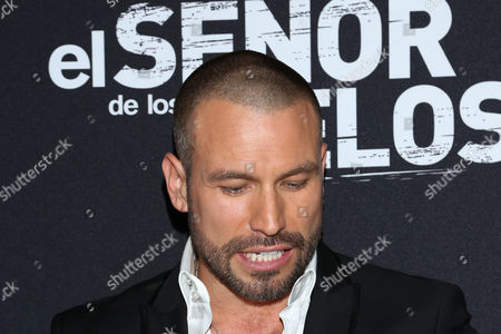 Editorial image of 'El Senor de los Cielos' Season Five premiere, Mexico City, Mexico - 21 Jun 2017