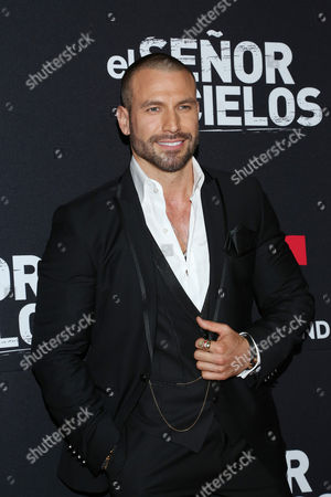 Stock Picture of Rafael Amaya