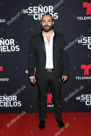 Editorial photo of 'El Senor de los Cielos' Season Five premiere, Mexico City, Mexico - 21 Jun 2017