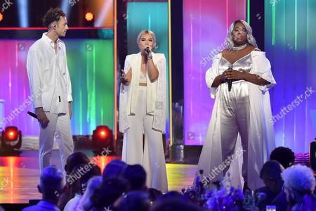 Stephen Wrabel, Hayley Kiyoko, Alex Newell