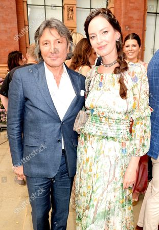Editorial image of The Victoria and Albert Museum Summer Party, Arrivals, London, UK - 21 Jun 2017
