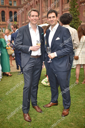 Editorial picture of The Victoria and Albert Museum Summer Party, Arrivals, London, UK - 21 Jun 2017