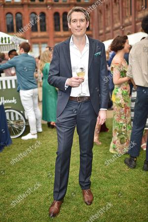 Stock Photo of Jamie Hendry