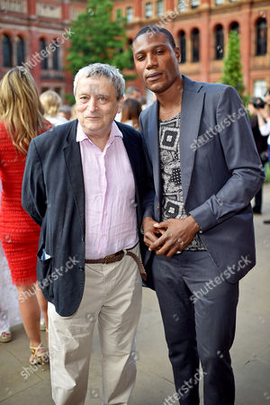 Editorial photo of The Victoria and Albert Museum Summer Party, Arrivals, London, UK - 21 Jun 2017