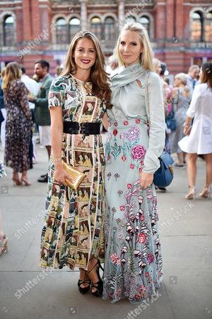 Irene Forte and Alice Naylor-Leyland