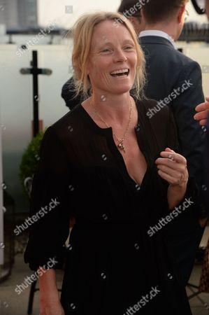 Editorial picture of Leith Clark hosts Summer Solstice dinner, London, UK - 21 Jun 2017