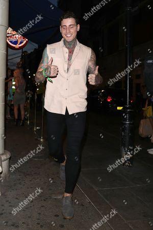 Editorial image of Sixty 6 Summer Party, Dstrkt Nightclub, London, UK - 21 Jun 2017