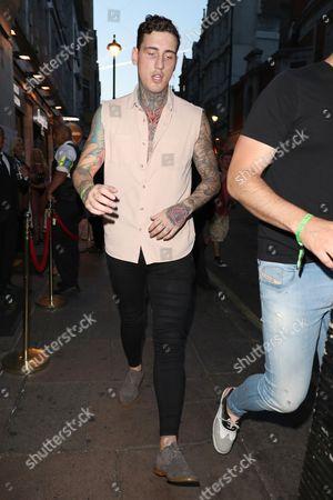 Editorial picture of Sixty 6 Summer Party, Dstrkt Nightclub, London, UK - 21 Jun 2017