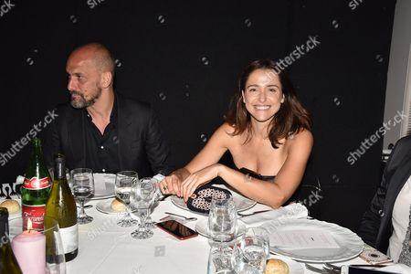 Editorial photo of Aphrodite Award Gala, Rome, Italy - 21 Jun 2017