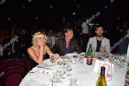 Editorial picture of Aphrodite Award Gala, Rome, Italy - 21 Jun 2017