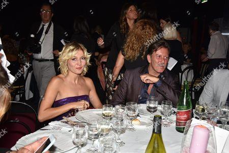 Chiara Conti and Pietro Genuardi