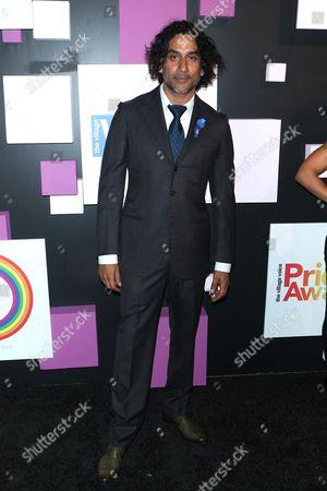 Stock Photo of Naveen Andrews