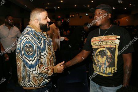DJ Khaled and Jadakiss