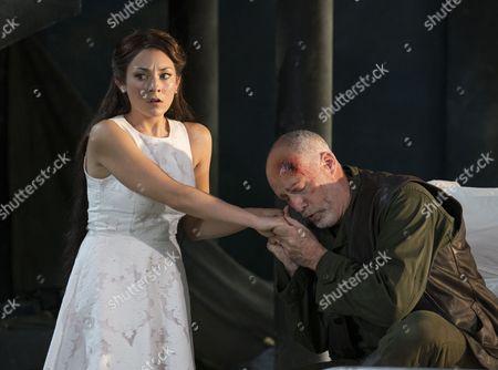 Andrea Carroll as Melisande Paul Gay as Golaud