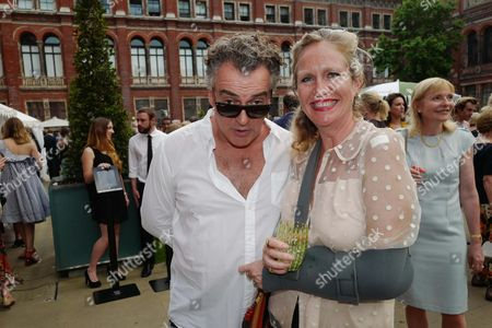 Editorial picture of The Victoria and Albert Museum Summer Party, London, UK - 21 Jun 2017