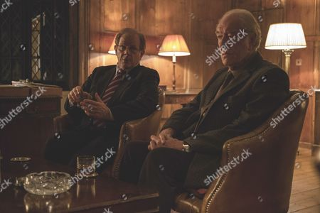 Stock Picture of (Episode 3) - Michael Gambon as Alastair and Colin Stinton as Jack Kretchmer.
