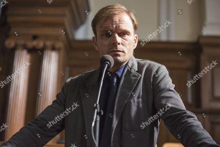 (Episode 3) - Alec Newman as Tony Pullings.