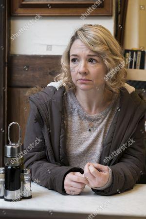 Stock Picture of (Episode 4) - Rebecca Callard as Annie Peterson.