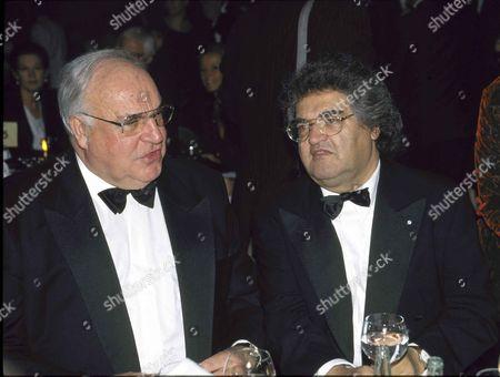 Helmut Kohl,  Helmut Markwort