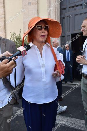 Marina Ripa Di Meana