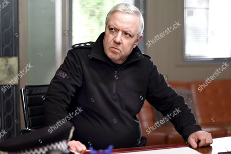 (Episode 5) - John Sessions as CI Frank Smilie.