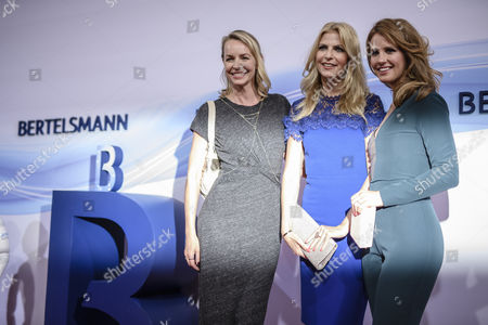 Simone Hanselmann, Tanja Buelter and Mareile Hoeppner