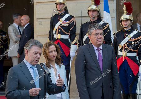 Editorial photo of Colombia, Paris, France - 22 Jun 2017