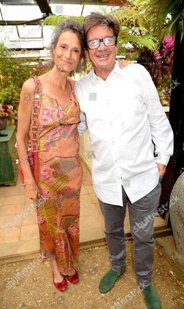 Tracy Louise Ward and Francesco Boglione