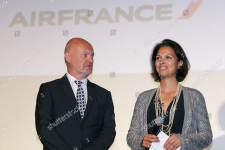 Jean-Paul Salome and Isabelle Giordano