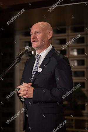 Unifrance president Jean Paul Salome