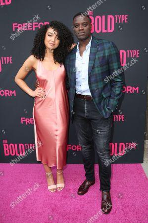 Aisha Dee and M. Ward