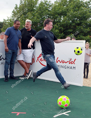 Paul Ince, Darren Clarke, Robbie Fowler