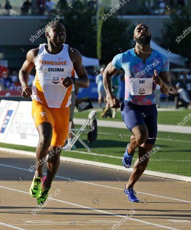 Editorial photo of US Championships Athletics, Sacramento, USA - 22 Jun 2017